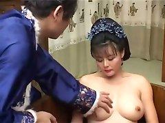 Hiina ilu horny MILF