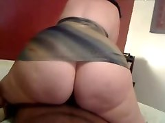 PAWG Booty乗り