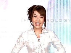 Sperma-Night-TV-Reporter