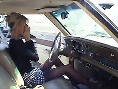 Sexy Merri-Car Trouble Pt 01