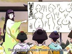 Manyuu Hikenchou episodio 2