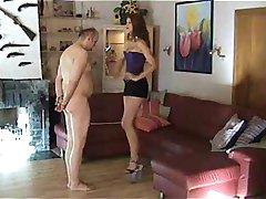 Mistress Kyra and her Slave