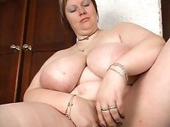 BBW Dominated Young Man