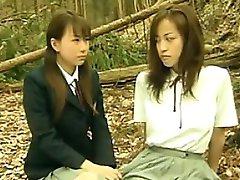 角アジアのレズビアン以外の森林