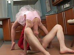 kamasutra sexo com uma bailarina