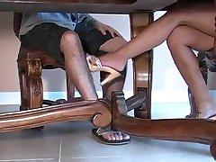 Lexi Lapetina - Footjob