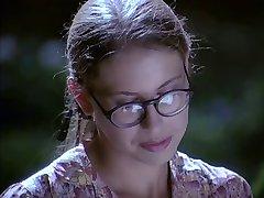 Óculos de adolescentes fodida