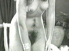 Hirsute Sandra Rasiert