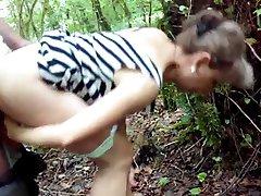 la foresta di sesso anale