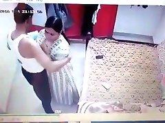 22 zia sesso affare catturato da suo nipote