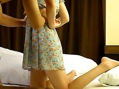 韓国択モデルを売春されて隠れたcam9a