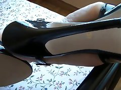 Milf Füße in sexy highheels