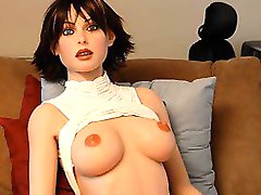 Rubber Sex Dolls Need Your Cum!