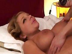 Homem japonês massagens Americana esposas (PTS 162)
