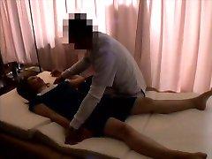 Japonês falso massagem 9