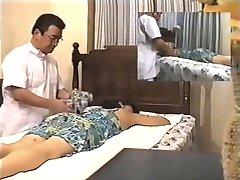 Peidetud Moxa Massaaž Jaapani Juhtum 2