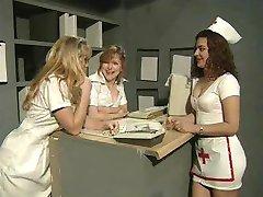 Hot nurse gang bang prt1