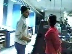Indian Office Fuck