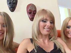 Russische Orgie mit:Jessica Miller,Wiska e Barbariska