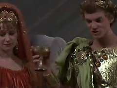 Römische Orgie Am Caligulas Gericht