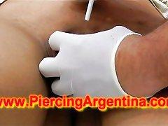 Piercing en el Klitoris - Colocación Genital