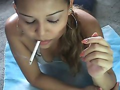 Fumar webcam 8