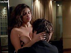 Debora Caprioglio de nudez de Spiando Marina
