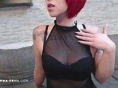 NEUES VIDEO!! WETLOOK KLEID