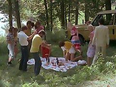 Svängande Picknick