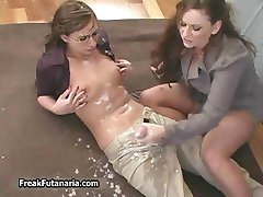 Nauczyciel napalone szarpiąc ją kobieta część 1