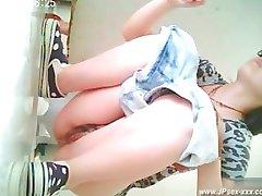 झांक चीनी लड़कियों जाओ करने के लिए शौचालय
