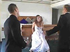 sposa scopa trio da jackass
