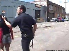 Tabitha Pego Pelo Tesão Cop