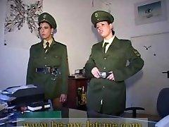 Saksan poliisi lutkia