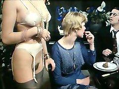 PartiesFines (1978), con Brigitte Lahaie y Maud Carole