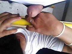 encoxando bir mao