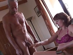 Bisexual cuckold couple MMF