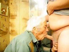 ansikt jævla bestefar