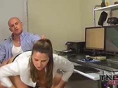 MILF Spys on Son in Show Hidden Cam