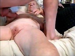 babcia i młody kochanek