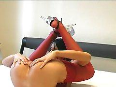 Красный флекси нейлон мечта