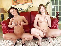 Sperm Swap presents Katerina and Odett