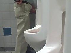 pappa spy toalett