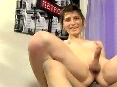 Slim She-creature Nailing