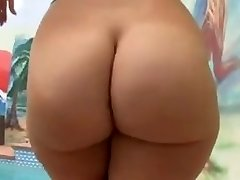 Phat Bootie White Girl