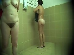 Covert cameras in public pool showers 738