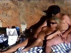 Пляж секс камеры снято бимбо сексом
