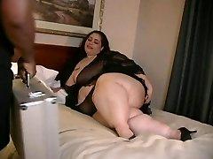Big yam-sized bitch