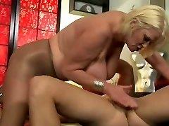 Bbw Grandma in Anal Scene 220.SMYT