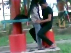 پارک عمومی, عشقبازی